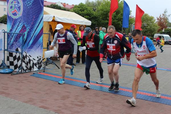 2 октября по улицам Гродно пройдет XXX Мемориал по спортивной ходьбе памяти Петра Починчука