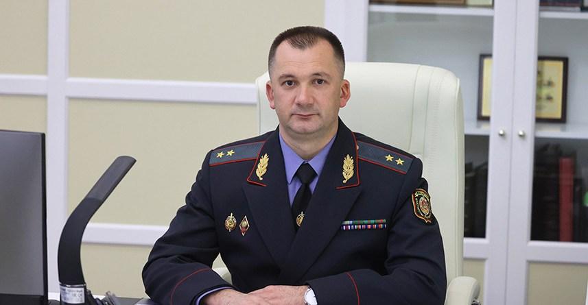 Во всех городах Беларуси люди чувствуют себя защищенными - глава МВД