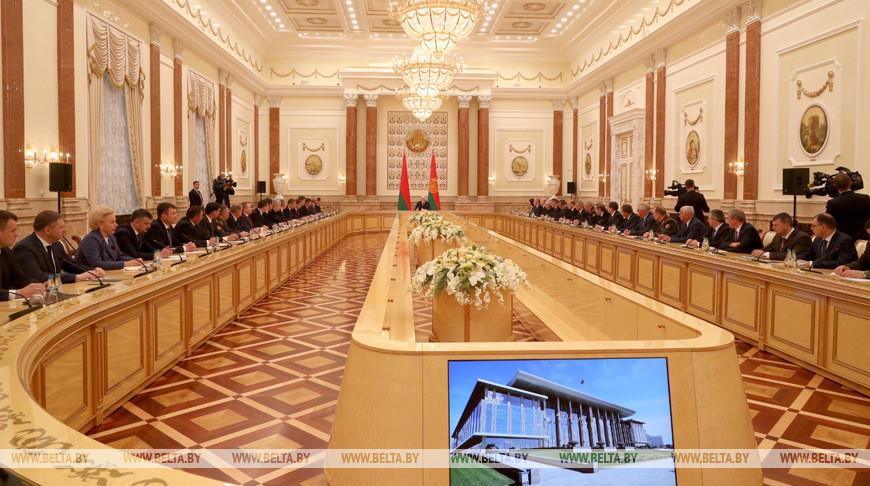 Тема недели: Александр Лукашенко назначил новый состав правительства