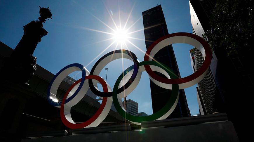 Обратный отсчет 100 дней до Олимпийских игр запустили в Токио