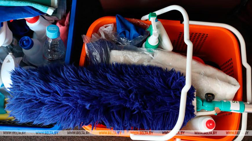Инна Карабан: в доме заболевшего COVID-19 нужно проводить частую влажную уборку