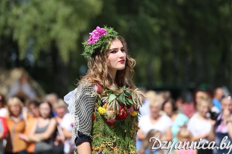 Праздник цветов прошел в Желудке