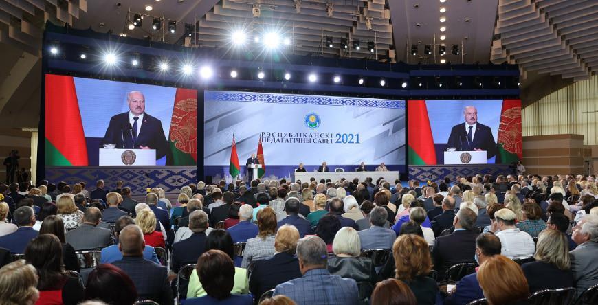 Вопрос государственной важности - Александр Лукашенко заявил о предстоящей перезагрузке системы образования
