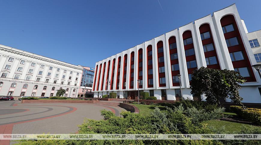 МИД Беларуси в 2020 году удалось реализовать немало важных проектов, несмотря на эпидемию - Владимир Макей