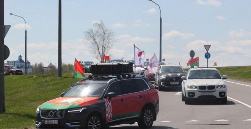 В единой  автоколонне  за единую  Беларусь! Участники автопробегов рассказали, почему в горячую пору августовских событий посчитали важным заявить о своей гражданской позиции