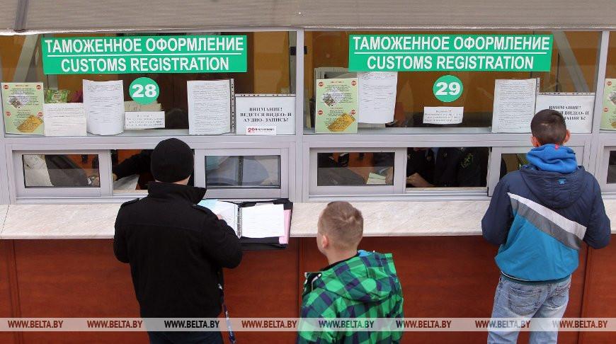 Белорусская таможня работает в штатном режиме, количество сотрудников в пунктах пропуска не уменьшалось