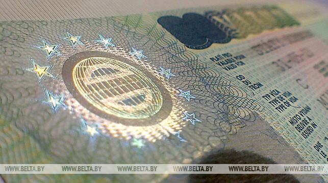 Стоимость шенгенских виз для граждан Беларуси может вырасти с 60 до 80 евро с 2 февраля 2020 года