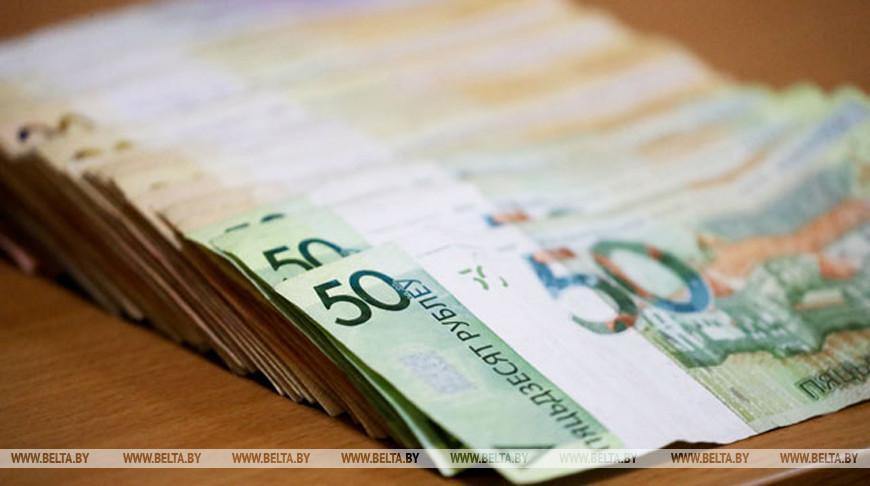 Средняя зарплата в Беларуси в сентябре составила Br1264,5