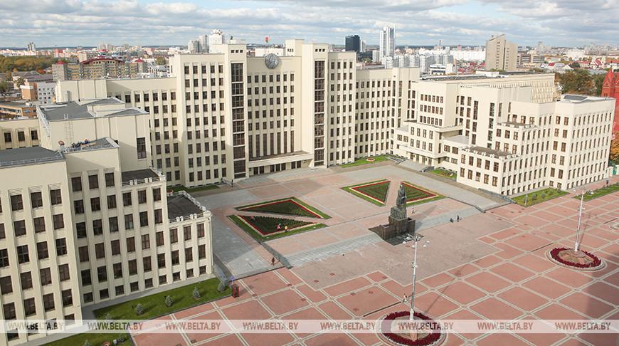 Александр Лукашенко назначил премьер-министра и утвердил состав правительства