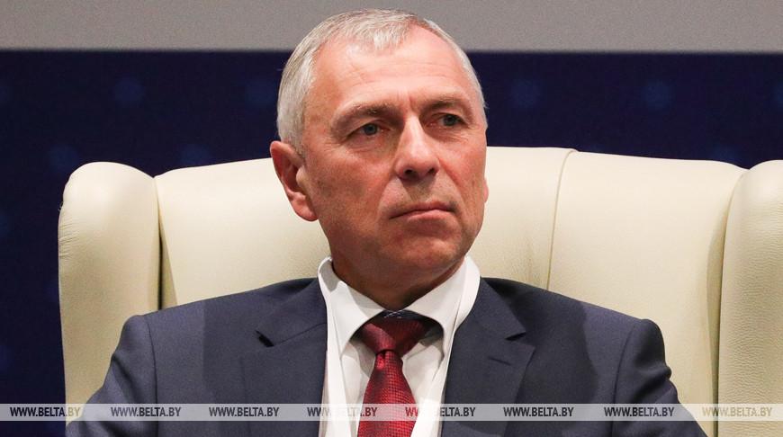 Валерий Мицкевич избран вице-спикером Палаты представителей