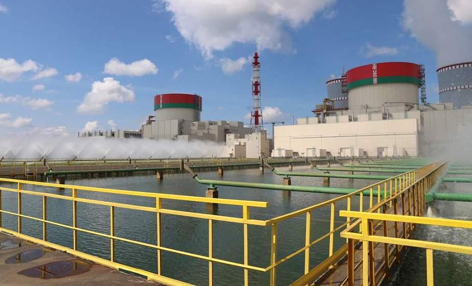 Первый энергоблок БелАЭС планируют включить в сеть к середине августа
