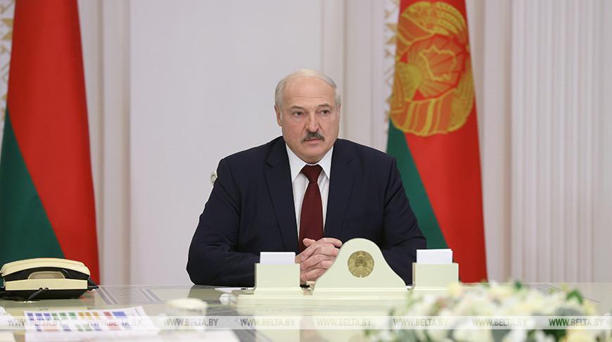 Тема недели: Александр Лукашенко провел совещание по подготовке Всебелорусского народного собрания