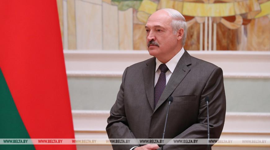 Александр Лукашенко о Службе безопасности Президента: в том числе благодаря вам в Беларуси сохраняется мир и порядок