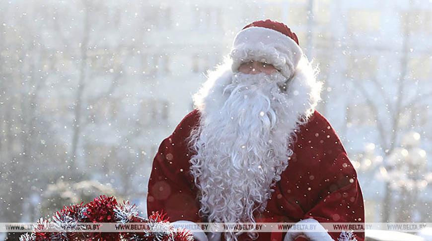 Зюзя, Зимник и Баба Завируха - в Гродненской области откроют 15 резиденций Деда Мороза