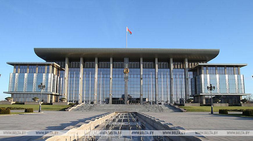 Александр Лукашенко принимает участие в саммите глав государств СНГ