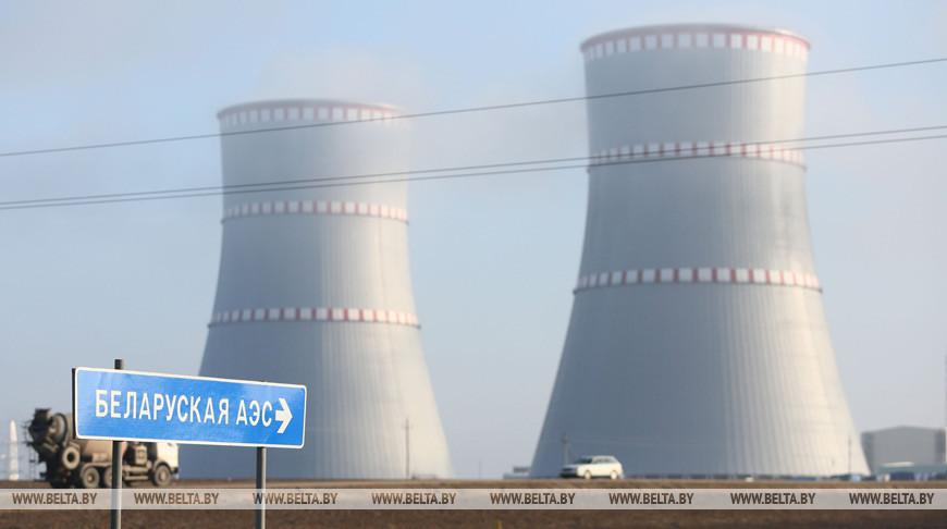 Первый энергоблок БелАЭС готов на 98% - Виктор Каранкевич