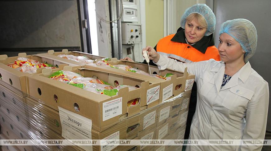 Для поставок белорусской мясной продукции в Китай аккредитованы еще 14 производителей, в том числе Гродненский, Слонимский и Волковысский мясокомбинаты