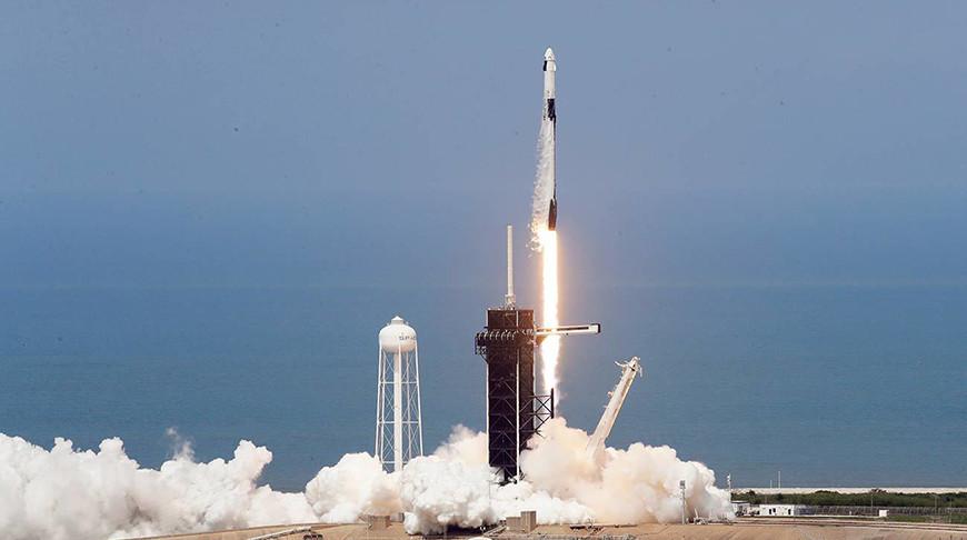 Новую страницу в истории космонавтики написал Илон Маск: Crew Dragon полетел!