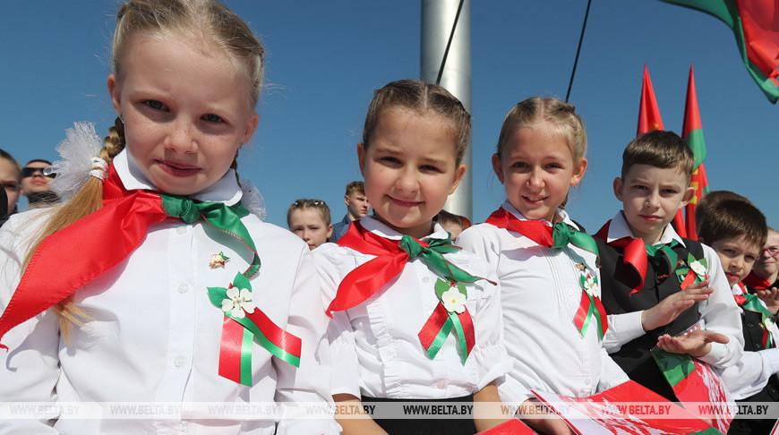 День Государственного герба и Государственного флага празднуют сегодня в Беларуси