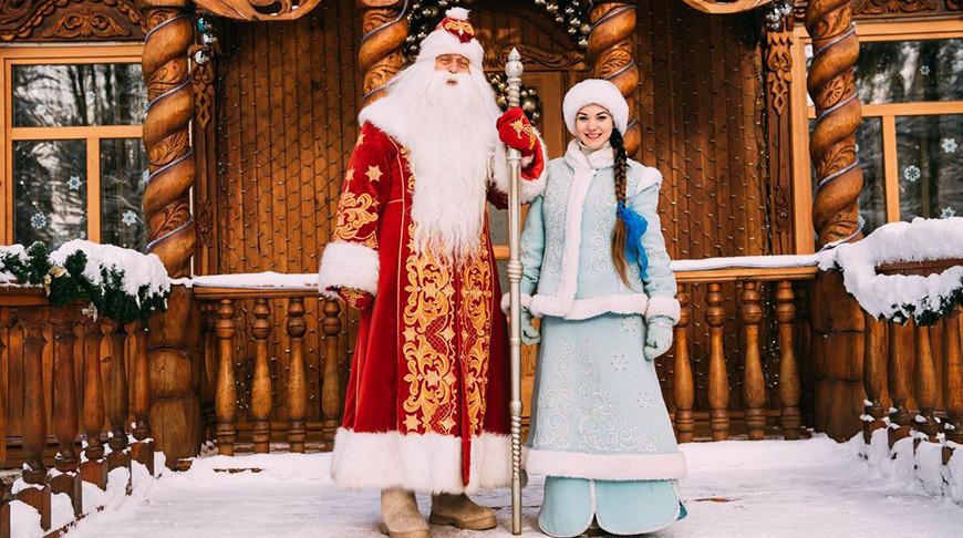 В Беловежской пуще готовятся к новогоднему сезону