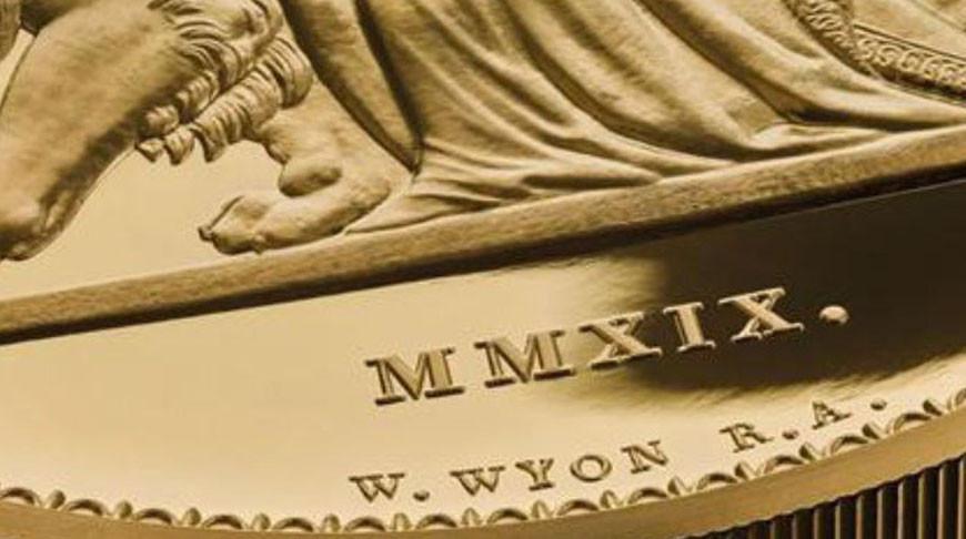 В Лондоне золотую монету продали на аукционе за миллион фунтов стерлингов