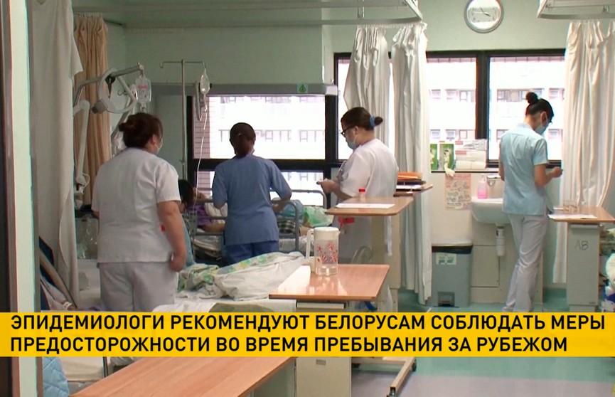 Всплеск пневмонии наблюдается в Польше и Китае