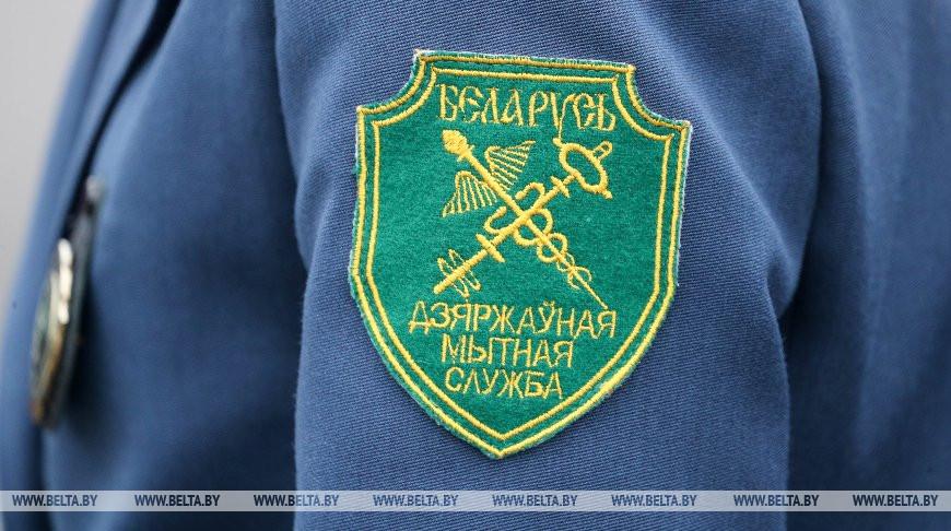 Белорусские таможенники выявили с помощью ИДК около 1,5 тыс. правонарушений