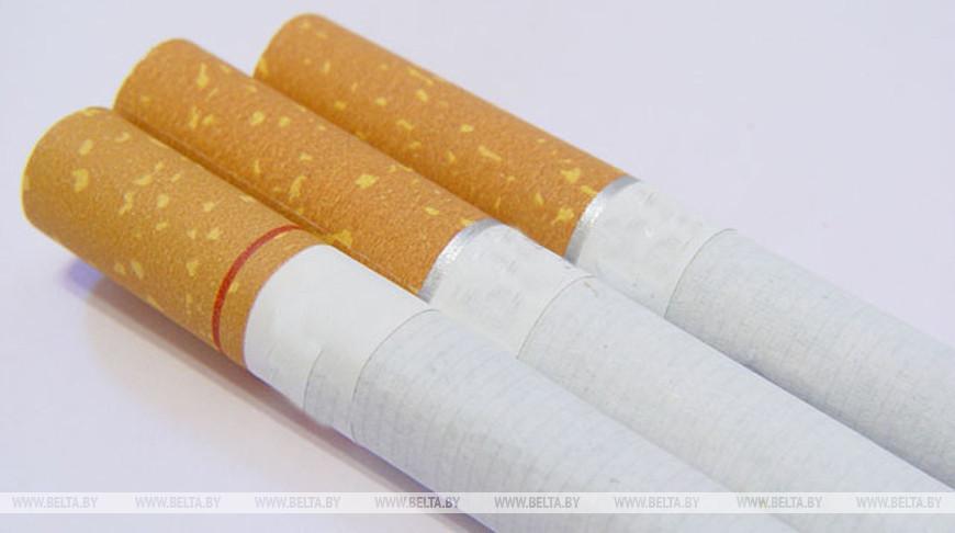 Некоторые марки сигарет дорожают в Беларуси с 1 апреля