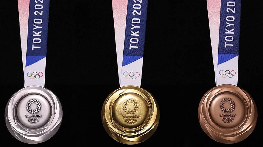 Более Br300 тыс. за золото на Олимпиаде — установлены размеры призовых для спортсменов и тренеров