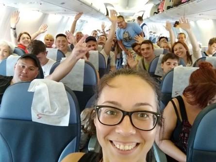 Застрявшие в Гоа белорусские туристы вылетели в Москву