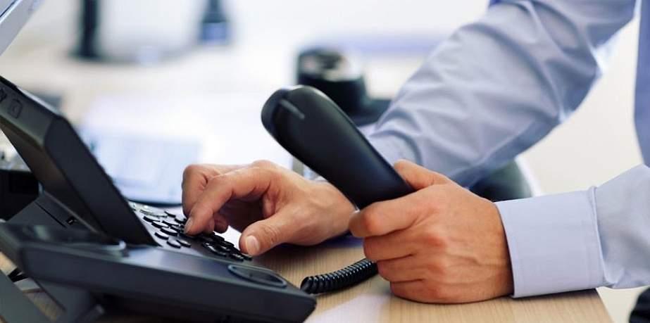 20 февраля пройдут прямые телефонные линии