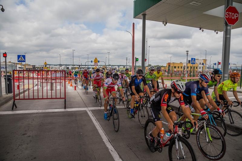 Из Белостока в Поречье. Более 90 юных спортсменов 32-ой международной велогонки «Неман» финишировали на 85-километровой дистанции