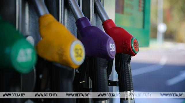 Топливо на АЗС в Беларуси с 12 мая дорожает на 1 копейку