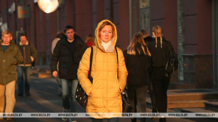 В Беларуси к выходным похолодает