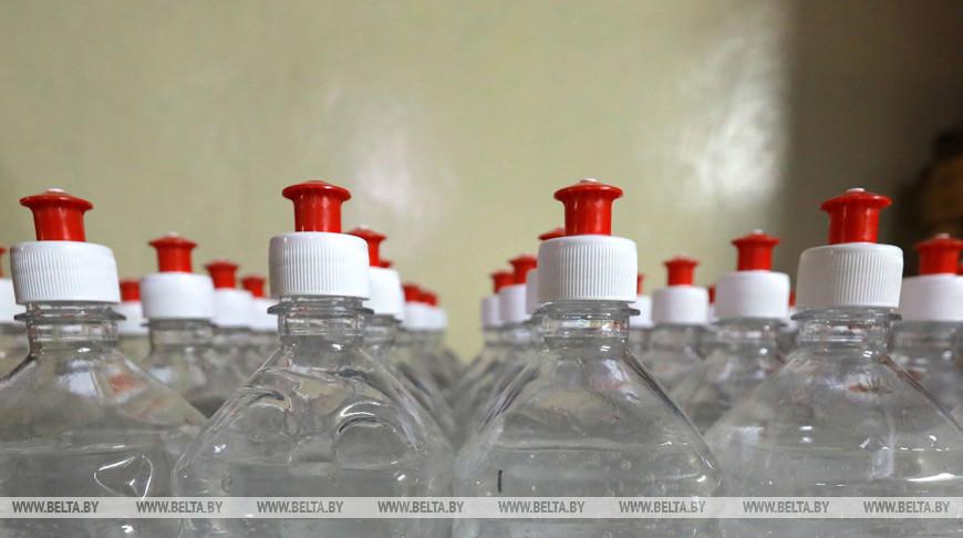 Большинство аптек в Беларуси обеспечено защитными масками и антисептиками — КГК