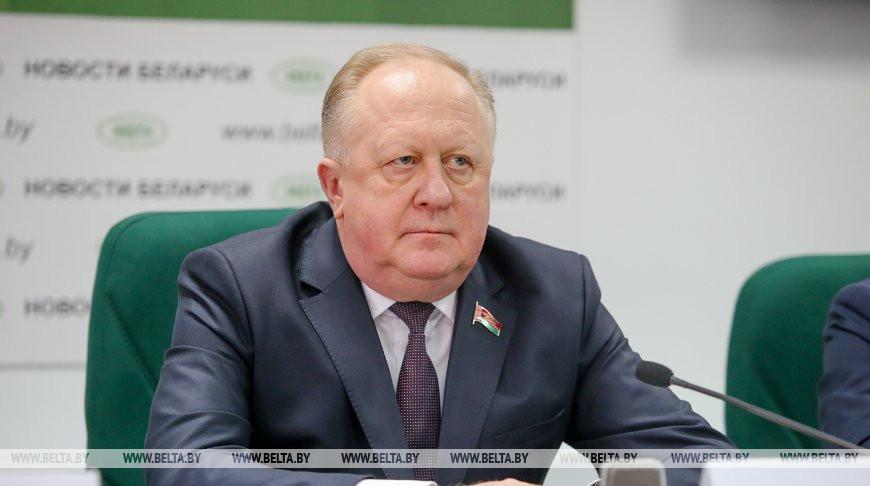 Виктор Лискович: в независимой Беларуси каждый человек имеет право и возможность реализовать себя