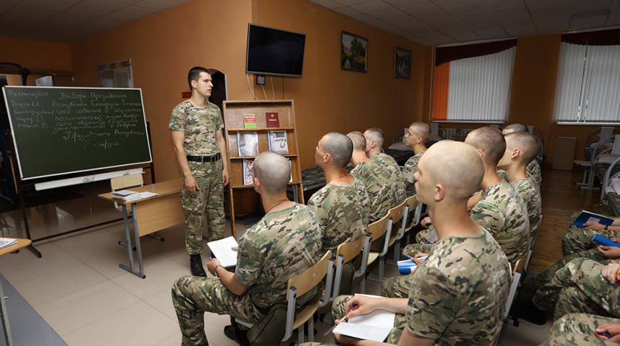 Плановая отработка программы обучения началась во внутренних войсках МВД