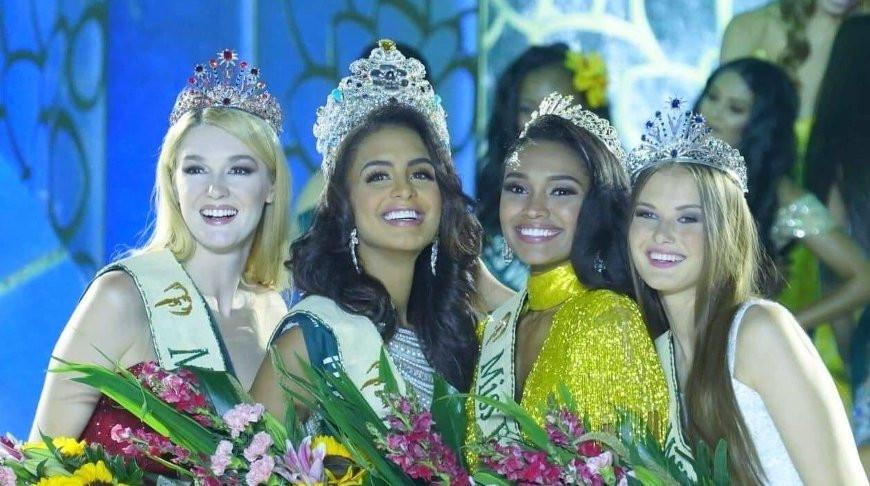 Представительница Беларуси стала четвертой на международном конкурсе красоты «Мисс Земля — 2019»