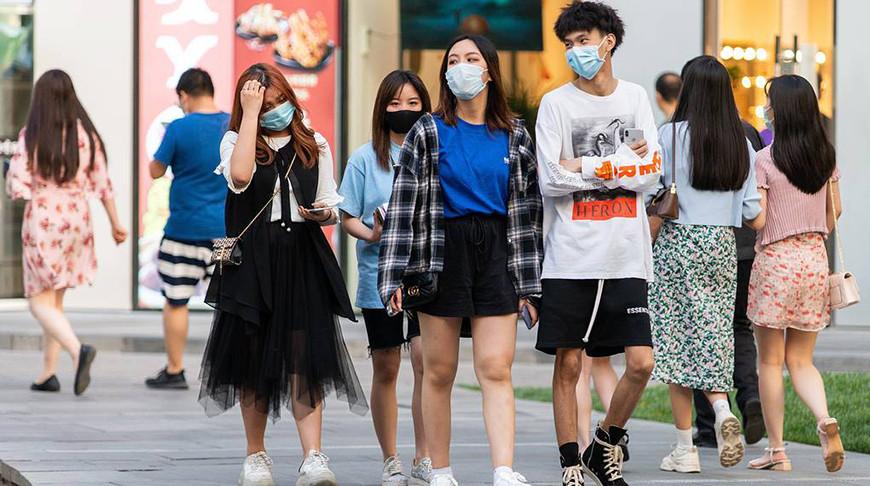 В Пекине впервые с начала пандемии не осталось ни одного инфицированного коронавирусом