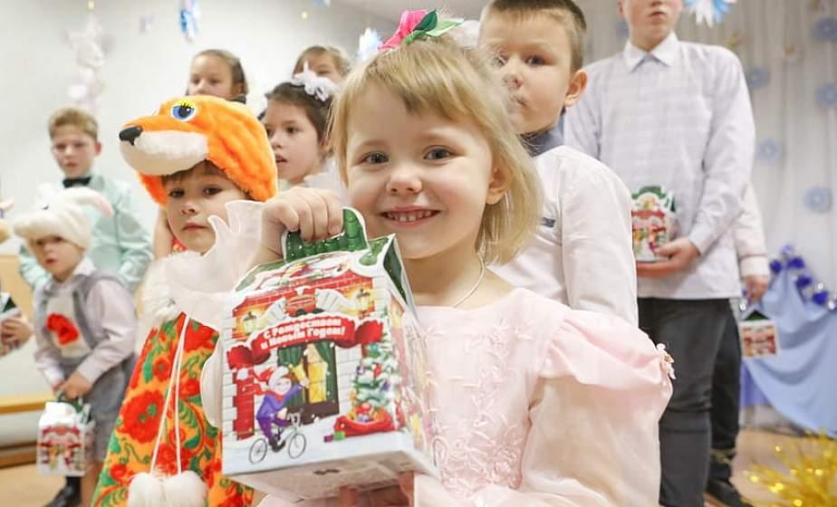 С заботой о детях. 9 декабря стартует акция «Наши дети»
