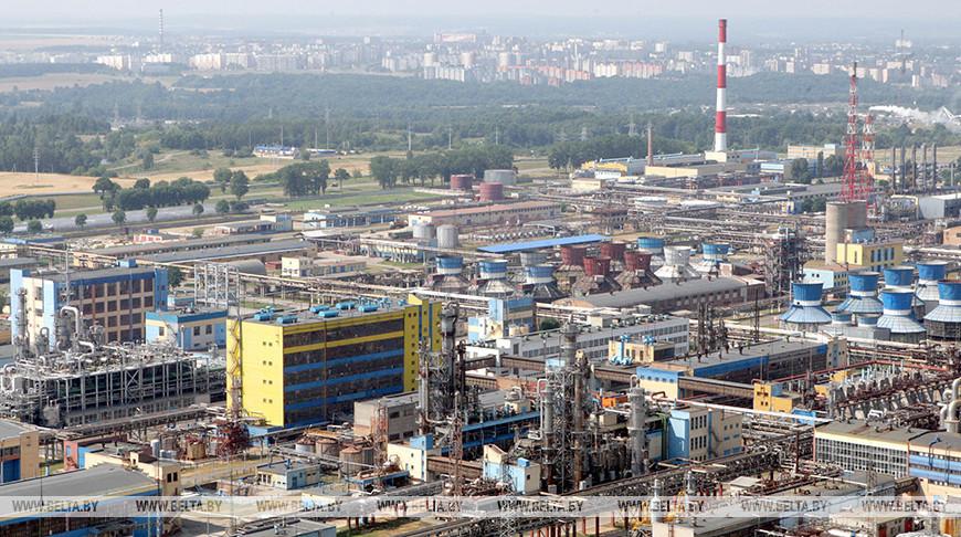 """Для работы на """"Гродно Азот"""" уже направляются рабочие с других заводов - гендиректор"""