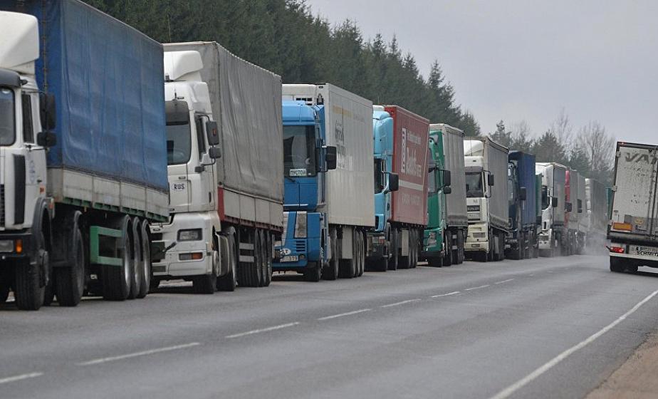 С 10 на 11 июня на польской границе будет ограничено движение большегрузных транспортных средств