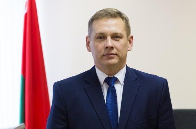 Руслан Абрамчик назначен начальником главного управления образования Гродненского облисполкома