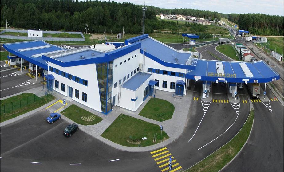 Транспортный поток через пункты пропуска Гродненской таможни за полгода вырос на 8%