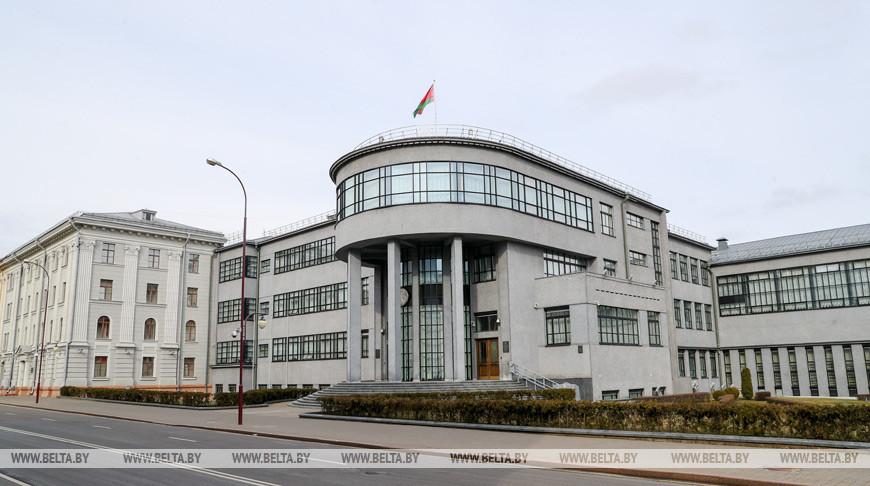 Принятие в США законопроекта по Беларуси создает угрозу международной безопасности - Совет Республики