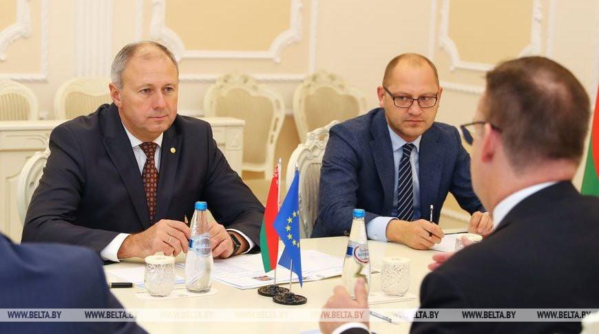Беларусь заинтересована в скорейшем решении визового вопроса с ЕС и расширении сотрудничества — Сергей Румас