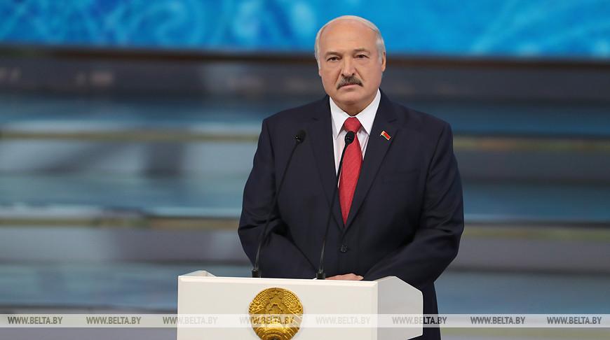 О гордости за народ, суверенитете и нефти - Александр Лукашенко выступил на злобу дня на церемонии вручения премий