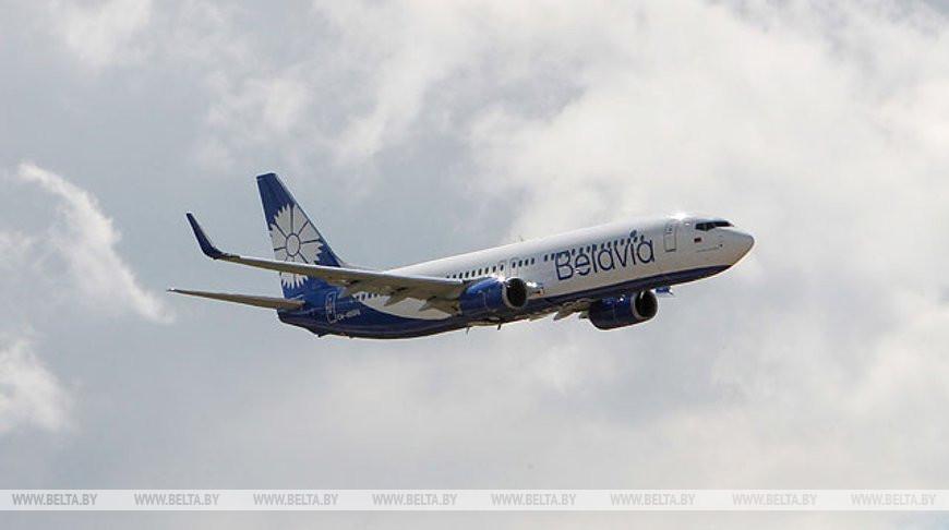 «Белавиа» возобновляет полеты в Брюссель