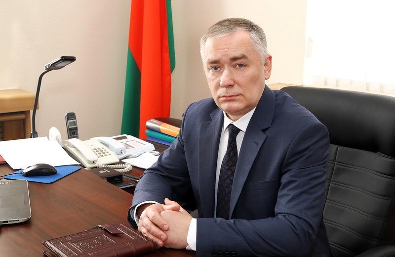 Назначен начальник главного управления идеологической работы и по делам молодежи облисполкома