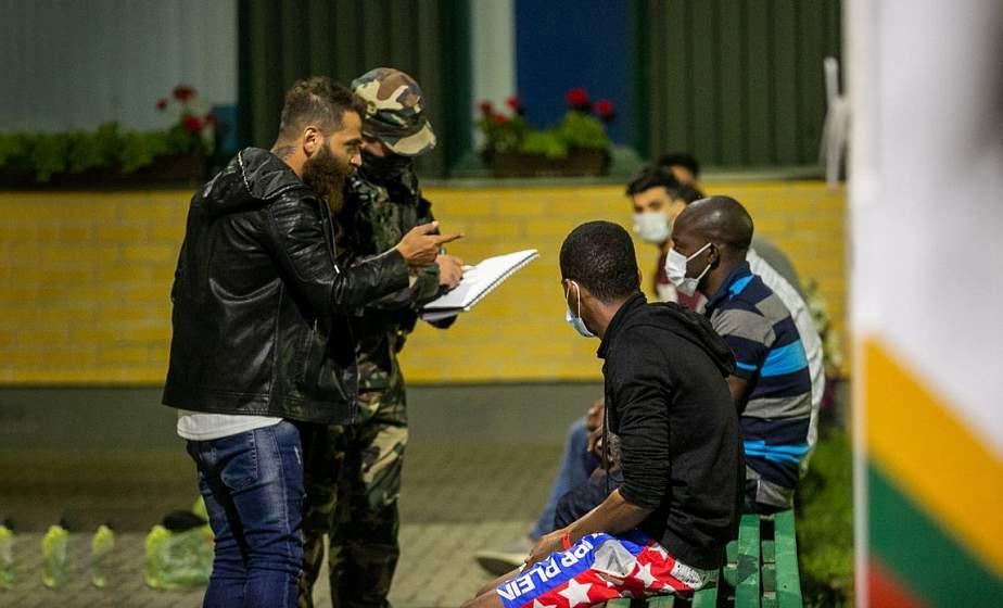 Установлена причина смерти гражданина Ирака, погибшего на литовской границе